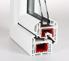 Plastová okna Frýdek-Místek - profil