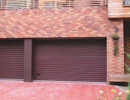 Sekční vrata garážová Frýdek-Místek